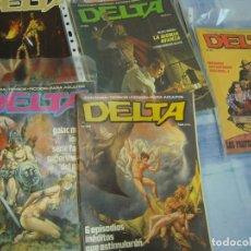 Tebeos: LOTE DE 9 Nº DELTA. Lote 181948226