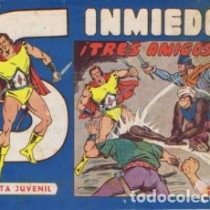 Tebeos: SINMIEDO AÑO 1962 COLECCIÓN COMPLETA SON 53. TEBEOS ORIGINALES MUY NUEVOS Y DIFICILES DE CONSEGUIR.. Lote 181976446