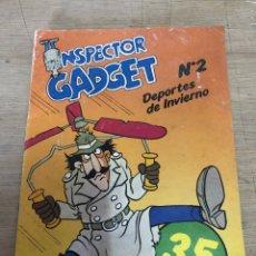 Tebeos: INSPECTOR GADGET. Lote 181986015