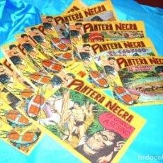 Tebeos: PANTERA NEGRA DE 2 PTS, LOTE DE 11 ORIGINALES, BUEN ESTADO - VER. Lote 182012205