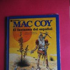 Tebeos: MAC COY - COLECCION COMPLETA 1-21 - GRIJALBO. Lote 182057943