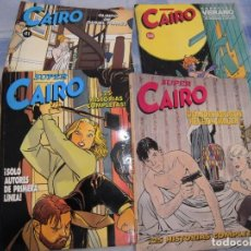 BDs: LOTE CAIRO 6 Nº. Lote 182117637