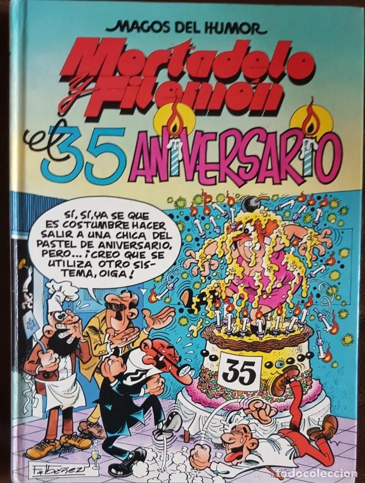Tebeos: LOTE DE 55 TOMOS DE MAGOS DEL HUMOR (EXCELENTE ESTADO) - VER FOTOS Y NÚMEROS (SUELTOS PREGUNTAR) - Foto 15 - 182828472