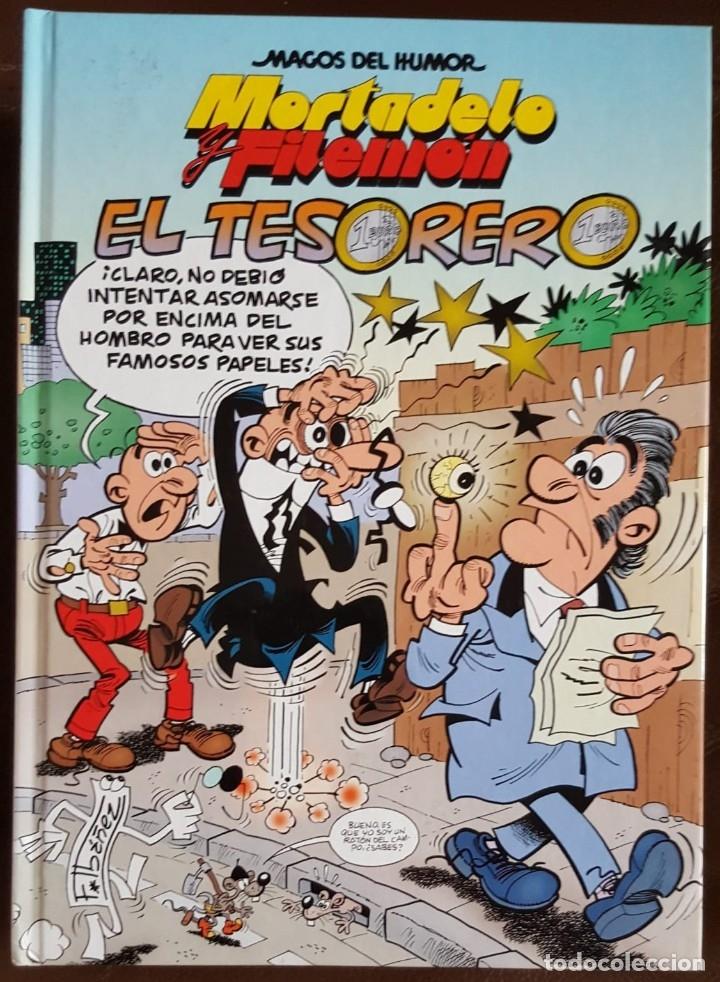 Tebeos: LOTE DE 55 TOMOS DE MAGOS DEL HUMOR (EXCELENTE ESTADO) - VER FOTOS Y NÚMEROS (SUELTOS PREGUNTAR) - Foto 23 - 182828472
