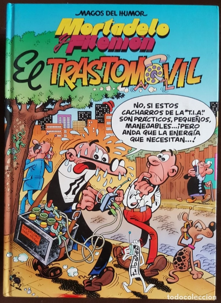 Tebeos: LOTE DE 55 TOMOS DE MAGOS DEL HUMOR (EXCELENTE ESTADO) - VER FOTOS Y NÚMEROS (SUELTOS PREGUNTAR) - Foto 24 - 182828472