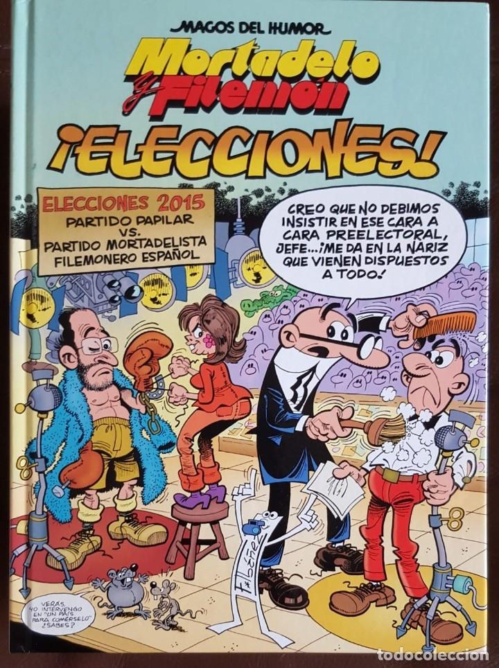 Tebeos: LOTE DE 55 TOMOS DE MAGOS DEL HUMOR (EXCELENTE ESTADO) - VER FOTOS Y NÚMEROS (SUELTOS PREGUNTAR) - Foto 26 - 182828472