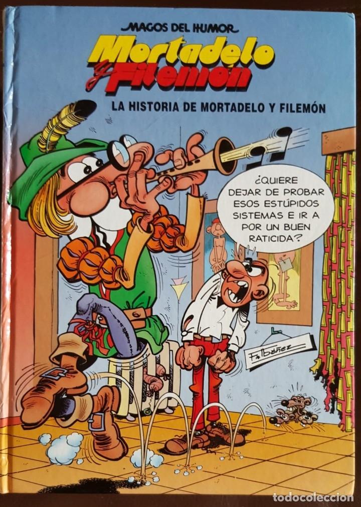Tebeos: LOTE DE 55 TOMOS DE MAGOS DEL HUMOR (EXCELENTE ESTADO) - VER FOTOS Y NÚMEROS (SUELTOS PREGUNTAR) - Foto 11 - 182828472