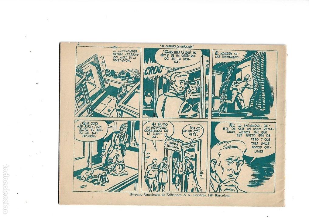 Tebeos: La Patrulla Sin Miedo Año 1961 Colección Completa son 24. Tebeos Originales es dificilisimos - Foto 2 - 183234217