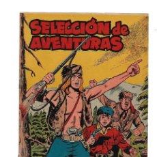 Tebeos: SELECCIÓN DE AVENTURAS 2ª EPOCA BLEK EL GIGANTE 1ª COLECCIÓN COMPLETA SON 42 TEBEOS ORIGINALES. Lote 183445303