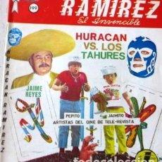 Tebeos: VINTA GE CÓMIC DE HURACÁN RAMIREZ NO 199 AÑOS 70S. Lote 183838230