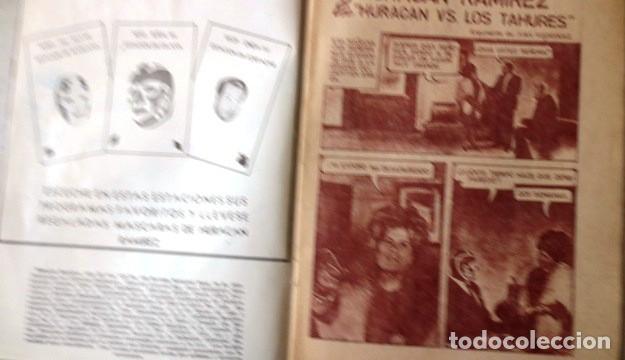 Tebeos: VINTA GE CÓMIC DE HURACÁN RAMIREZ No 199 AÑOS 70s - Foto 2 - 183838230