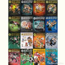 Livros de Banda Desenhada: TOP COMIC. MORTADELO. 1 AL 16. EDICIONES B.. Lote 183859606