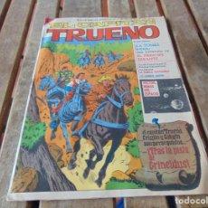 Tebeos: TEBEOS COMICS EL CAPITAN TRUENO 391 REVISTA PARA JOVENES BUEN ESTADO. Lote 184431616