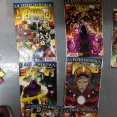 Tebeos: LOS VENGADORES VOLUMEN 4 1-28 PANINI. Lote 184444155