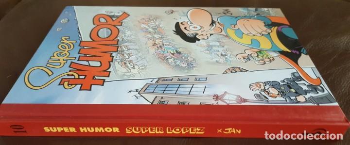 SUPER HUMOR - SUPER LOPEZ Nº 10 - VER FOTOS (Tebeos y Comics - Tebeos Colecciones y Lotes Avanzados)