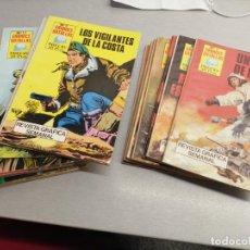 Tebeos: GRANDES BATALLAS / LOTE CON 18 NÚMEROS DE UN TOTAL DE 24 / ED. ANTALBE 1981. Lote 186399646