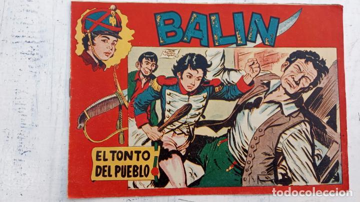 Tebeos: BALÍN ORIGINAL COMPLETA 1 AL 30 - 1955 EDI. MAGA - JOSÉ ORTÍZ DIBUJOS - MUY BIEN CONSERVADA - Foto 17 - 187465313