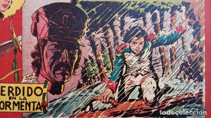 Tebeos: BALÍN ORIGINAL COMPLETA 1 AL 30 - 1955 EDI. MAGA - JOSÉ ORTÍZ DIBUJOS - MUY BIEN CONSERVADA - Foto 22 - 187465313