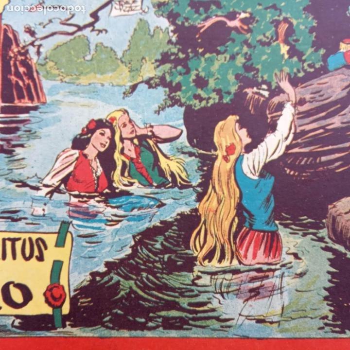 Tebeos: BALÍN ORIGINAL COMPLETA 1 AL 30 - 1955 EDI. MAGA - JOSÉ ORTÍZ DIBUJOS - MUY BIEN CONSERVADA - Foto 35 - 187465313
