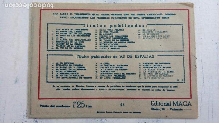 Tebeos: BALÍN ORIGINAL COMPLETA 1 AL 30 - 1955 EDI. MAGA - JOSÉ ORTÍZ DIBUJOS - MUY BIEN CONSERVADA - Foto 48 - 187465313