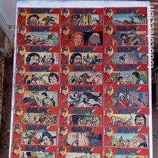 Tebeos: BALÍN ORIGINAL COMPLETA 1 AL 30 - 1955 EDI. MAGA - JOSÉ ORTÍZ DIBUJOS - MUY BIEN CONSERVADA. Lote 187465313