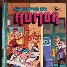 Tebeos: SUPER HUMOR, TOMO IV (4) BRUGUERA 1978 - VER FOTOS Y DESCRIPCIÓN. Lote 187583900