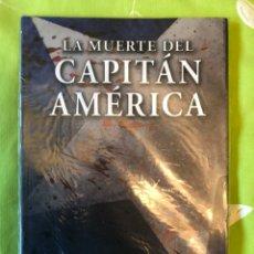 Livros de Banda Desenhada: LA MUERTE DEL CAPITÁN AMÉRICA EL HIJO CAÍDO PANINI TOMO. Lote 188807476