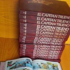 Tebeos: EL CAPITÁN TRUENO.EDICIÓN HISTORICA. Lote 189949526