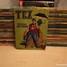 Livros de Banda Desenhada: TEX - GRAN LOTE DE 62 NÚMEROS - BURULAN - VER NÚMERACIÓN - SE VENDEN SUELTOS. Lote 190023825