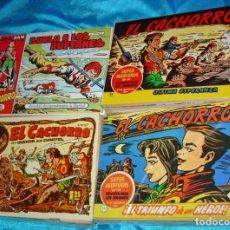 Tebeos: EL CACHORRO,IBERCOMIC 1985 COMPLETA 27 TOMITOS PERFECTO ESTADO-LEER Y VER FOTOS. Lote 190280265
