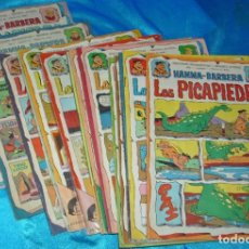 Tebeos: LOS PICAPIEDRA-ERSA 1975-COLECCION A FALTA DE 5 PERO CON EL ULTIMO 26 LEER Y VER FOTOS. Lote 190281461
