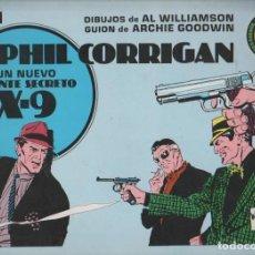 Tebeos: PHIL CORRIGAN ( ESEUVE ) 1990 COMPLETA. Lote 190426455
