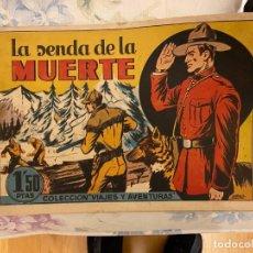 Livros de Banda Desenhada: VIAJES Y AVENTURAS LA SENDA DE LA MUERTE EST 8. Lote 190649466