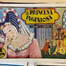 Livros de Banda Desenhada: MONOGRAFICOS AMELLER Nº 52 LA PRINCESA INGENIOSA BUEN ESTADO EST 2. Lote 190828568