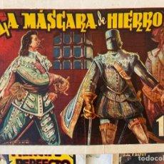 Livros de Banda Desenhada: MONOGRAFICOS AMELLER Nº 14 LA MASCARA DE HIERRO EST 2. Lote 190828813