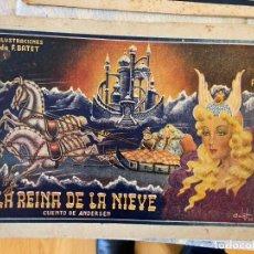 Livros de Banda Desenhada: MONOGRAFICOS AMELLER Nº 21 LA REINA DE LA NIEVE BUEN ESTADO EST 2. Lote 190829232