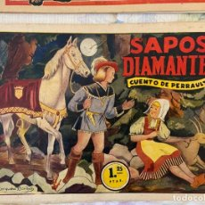 Livros de Banda Desenhada: MONOGRAFICOS AMELLER Nº 35 SAPOS Y DIAMANTES BUEN ESTADO EST 2. Lote 190829508