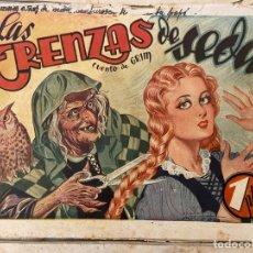 Livros de Banda Desenhada: MONOGRAFICOS AMELLER Nº 32 LAS TRENZAS DE SEDA EST 2. Lote 190829765
