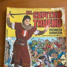 Tebeos: CAPITAN TRUENO Nº 1 GIGANTE. Lote 190915426