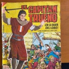 Tebeos: CAPITAN TRUENO GIGANTE Nº 4 . Lote 190915648