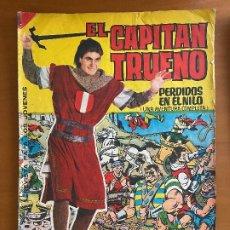 Tebeos: CAPITAN TRUENO GIGANTE Nº 5. Lote 190915971