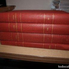 Livros de Banda Desenhada: GRAN PULGARCITO - 4 TOMOS CON LOS NÚMEROS DEL 18 AL 84 FIN DE LA COLECCION - BRUGUERA. Lote 191206082