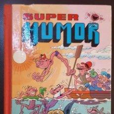 Tebeos: SUPER HUMOR VOLUMEN I (1 EN ROMANO) 1ª EDICIÓN DE 1975 - BRUGUERA - VER FOTOS Y DESCRIPCIÓN. Lote 191250377