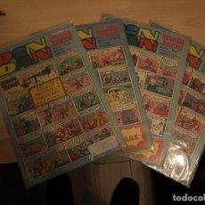 Livros de Banda Desenhada: DIN DAN LOTE RESERVADO - NO COMPRAR. Lote 191299851