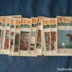 Tebeos: FITZ ROY, NUEVAS AVENTURAS, COMPLETA, 24 NÚMEROS, BUEN ESTADO. COLECCIÓN A.T.. Lote 191304573