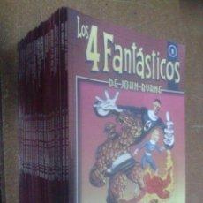 Tebeos: COLECCIONABLE LOS 4 FANTÁSTICOS DE JOHN BYRNE. COMPLETA, 25 NÚMEROS. Lote 191459513