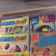 Livros de Banda Desenhada: LOTE 6 COMICS VARIADOS. Lote 192640141