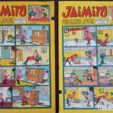Tebeos: JAIMITO, NºS 966 Y 972 (1968) VER FOTOS. Lote 192863205