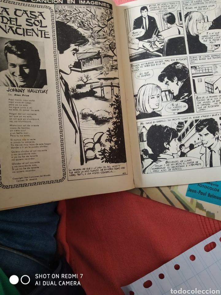 Tebeos: Lote 93 numeros comics seleccion romantica - revista juvenil sin obsequios en buen estado general. - Foto 3 - 192982985