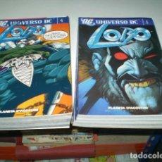 Tebeos: UNIVERSO DC LOBO 6 TOMOS. Lote 193230781